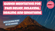 Thumbnail Guided Meditation for Pain Relief, Relaxing and Healing