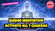 Thumbnail Guided Meditation - Activate All 7 Chakras For Healing - Unb